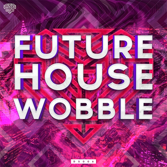 Diamond Samples Future Wobble House WAV MiDi