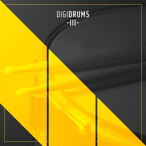 Diginoiz DigiDrums 3 WAV