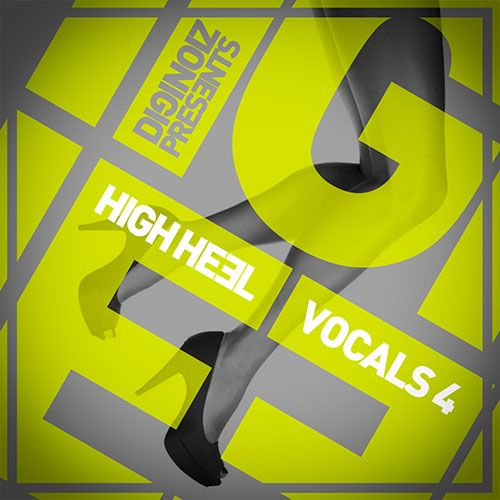 Diginoiz High Heel Vocals Vol.4 ACiD WAV AiFF-MAGNETRiXX