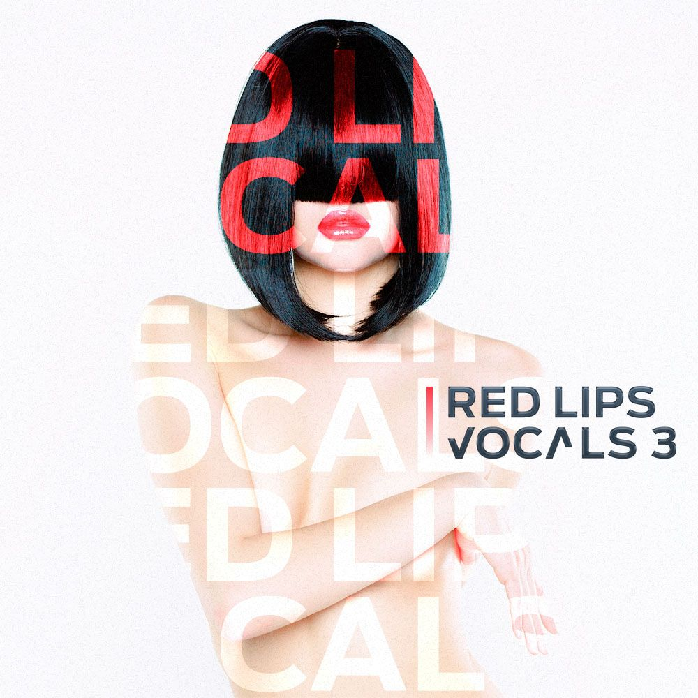 Diginoiz Red Lips Vocals 3 WAV AiFF