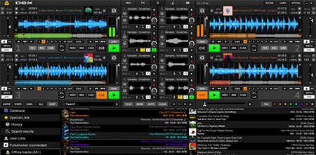 Digital 1 Audio PCDJ DEX 3 v3.13.0.5 / v3.15.0.2 WiN MacOSX