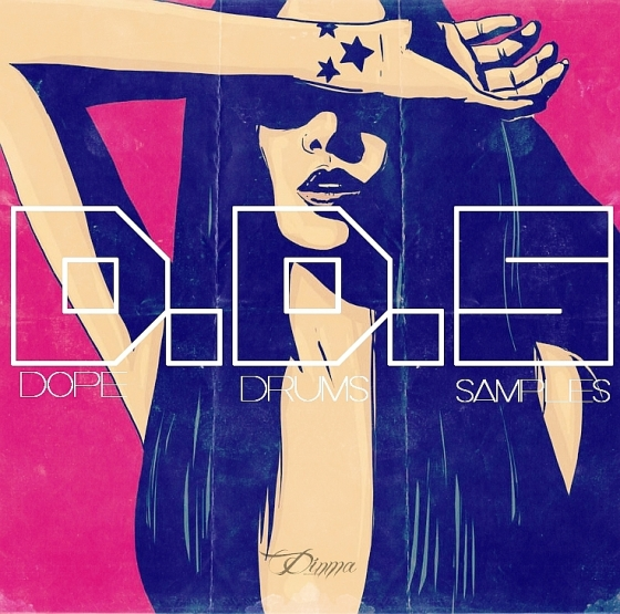 Dinma Dope Drums Samples III WAV
