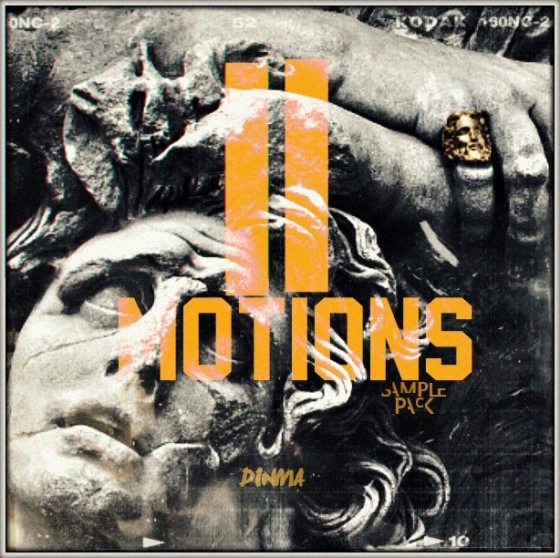 Dinma Motions II (Sample Pack) WAV