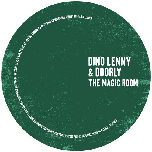 Dino Lenny & Doorly – The Magic Room [PLAY013]