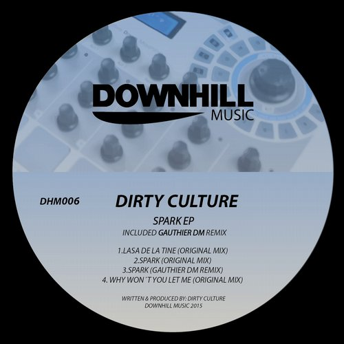 Dirty Culture - Spark EP [DHM006]