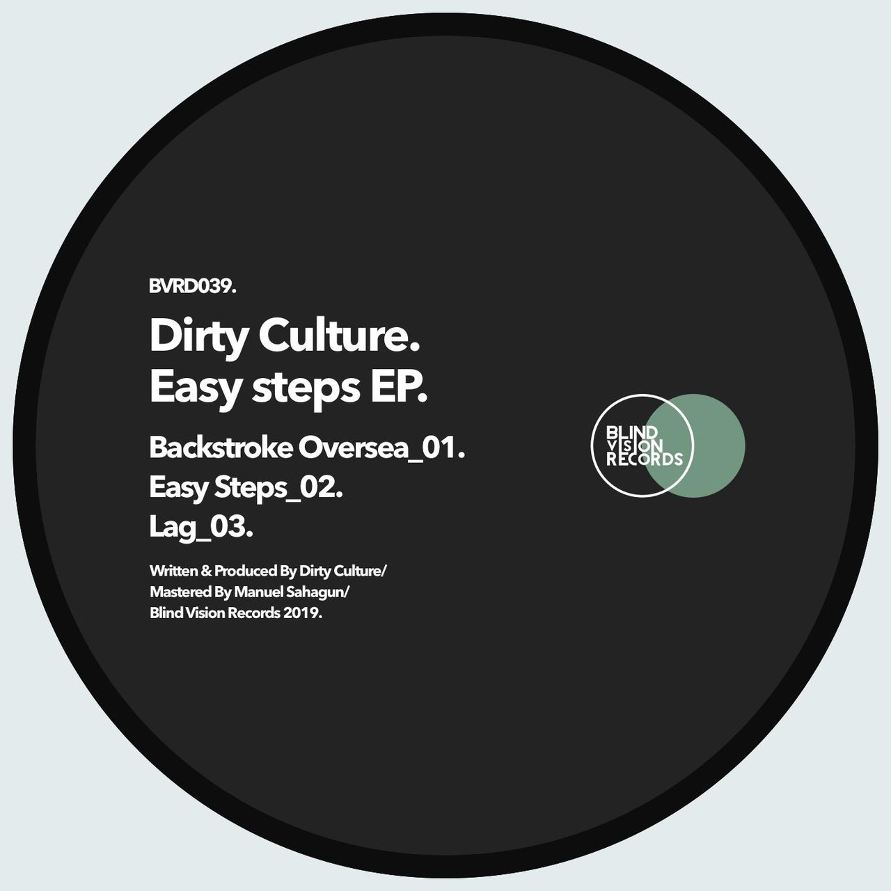 Dirty Culture – The Long Holiday EP [IML074]