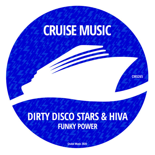 Dirty Disco Stars, Hiva - Funky Weapon [CMS265]