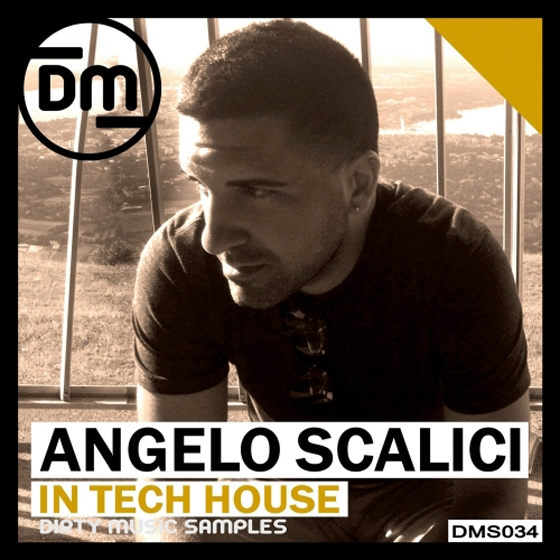 Dirty Music Angelo Scalici In Tech House WAV