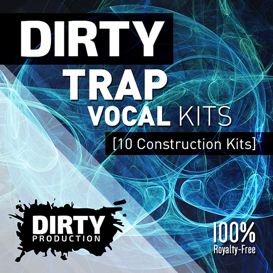 Dirty Production Dirty Trap Vocal Kits WAV MiDi SYLENTH1 PRESETS ABLETON LiVE PROJECT