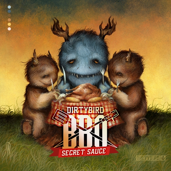 VA - Dirtybird BBQ (Secret Sauce) [DB140]