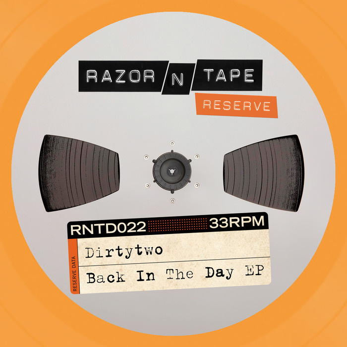 Dirtytwo – Back In The Day EP [RNTD022]