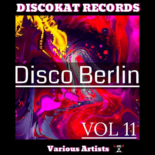 VA - Disco Berlin Vol. 11 [DKRVA022] [FLAC]