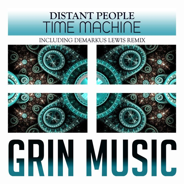 Distant People - Time Machine