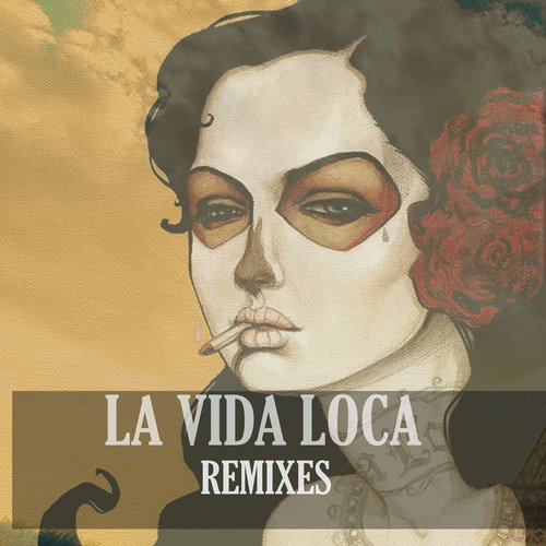 Dj Antonius - La Vida Loca Remixes [RRM 149]