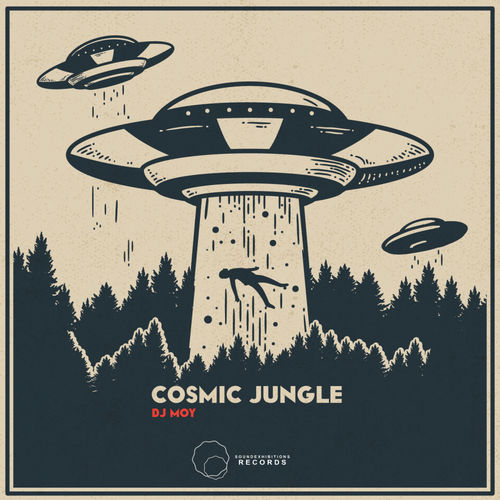 Dj Moy - Cosmic Jungle [SE541]