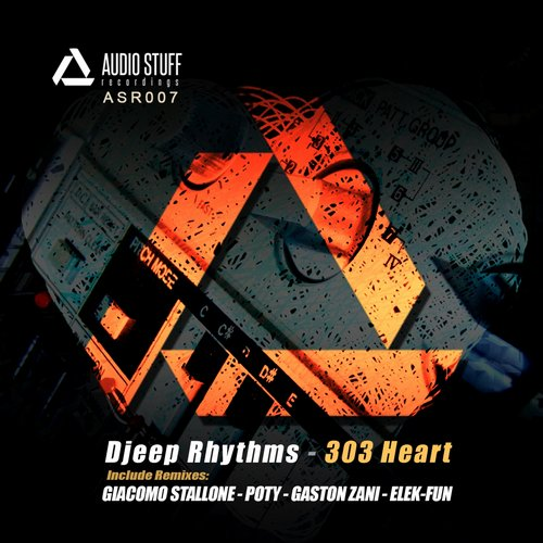 Djeep Rhythms - 303 Heart [ASR 007]