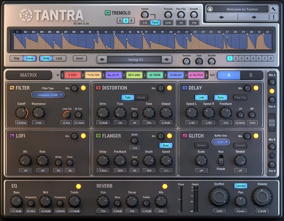 Dmitry Sches Tantra v1.11 Incl Keygen WIN OSX-R2R