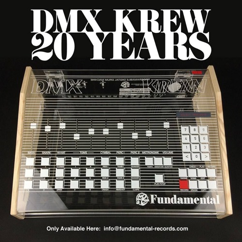 Dmx Krew - 1995-2015 - 20 Years: Classics, Unreleased And Remixes [FR011]