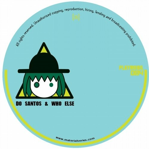Do Santos, Who Else - Hypnotic [PLAYMOBIL084]