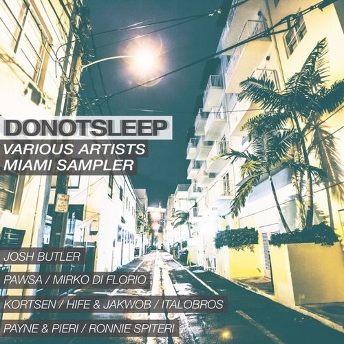 VA - DoNotSleep Miami Sampler 2016 [DNSMS01]