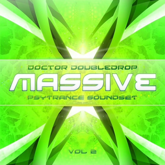 Doctor Doubledrop Massive PsyTrance Soundset Vol 2 For Ni MASSiVE