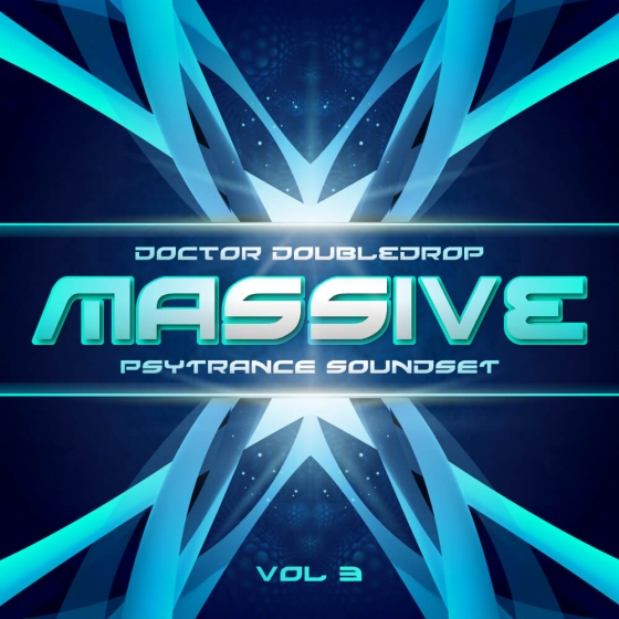 Doctor Doubledrop Massive PsyTrance Soundset Vol 3 For Ni MASSiVE