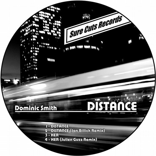 Dominic Smith - Distance [10095896]