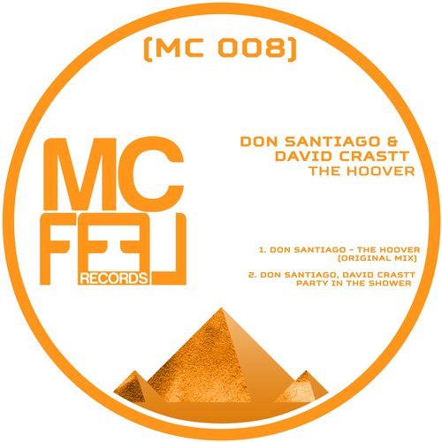 Don Santiago – The Hoover [MC008]