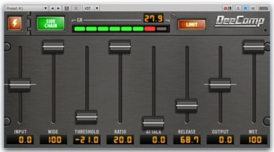 Dotec-Audio DeeComp v1.2.0 Incl Keygen