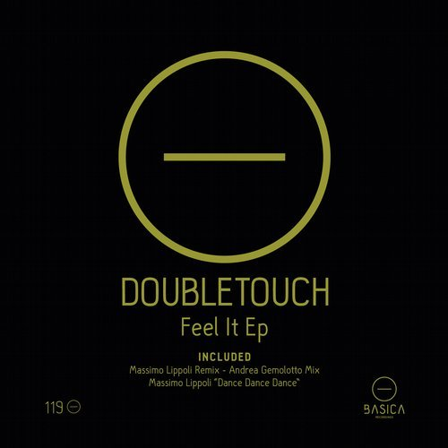 DoubleTouch, Massimo Lippoli – Feel It Ep [BSC119]