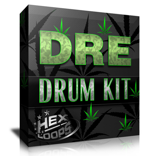 Dr Dre Drum Kit Vol 1, 2, 3 WAV KONTAKT