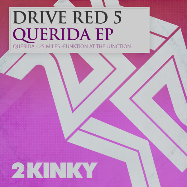 Drive Red 5 - Querida EP