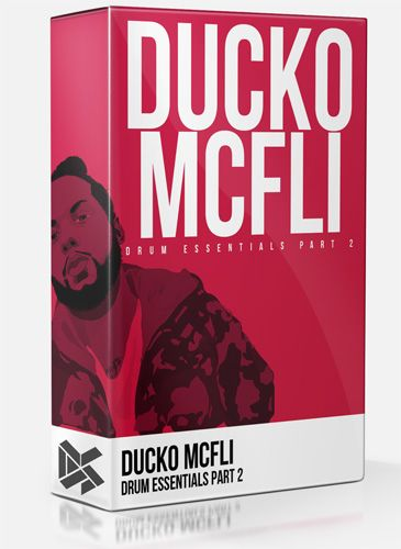 DrumSelect Ducko Mcfli Drum Essentials Part 2 WAV