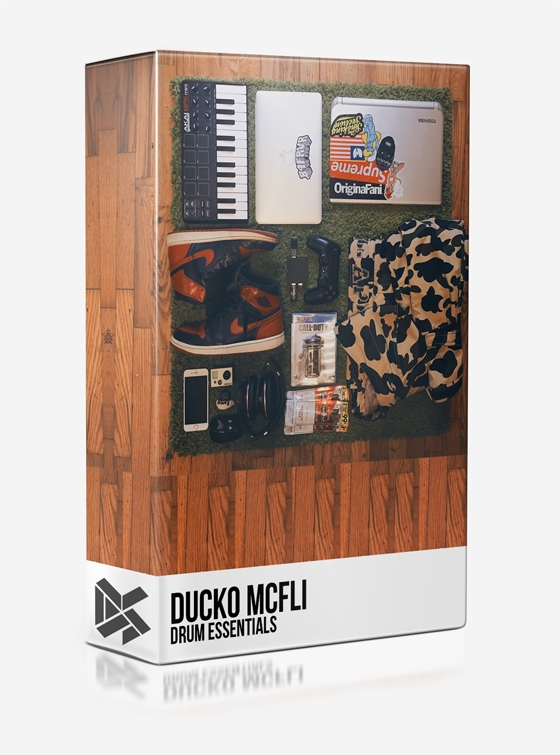 DrumSelect Ducko Mcfli Drum Essentials WAV
