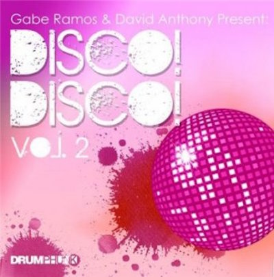 Drumphunk DISCO DISCO Vol 2 WAV AiFF Apple Loops-KRock