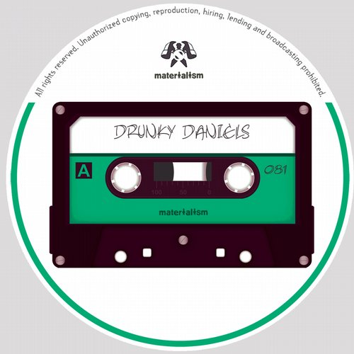 Drunky Daniels – BOX BEFORE EP [MATERIALISM081]
