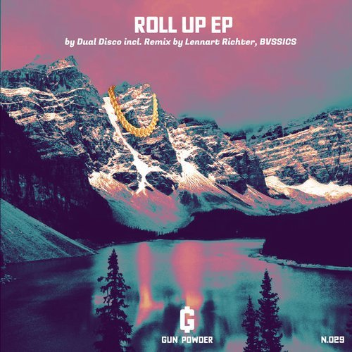 Dual Disco - Roll Up EP [4056813061062]