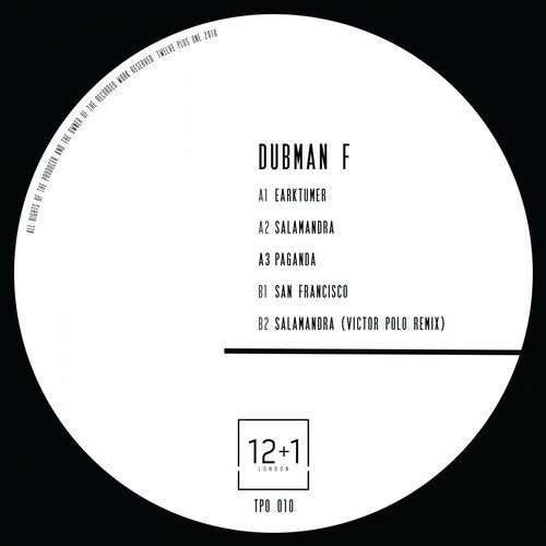 Dubman F. – Transitions Part1 [TPO010]