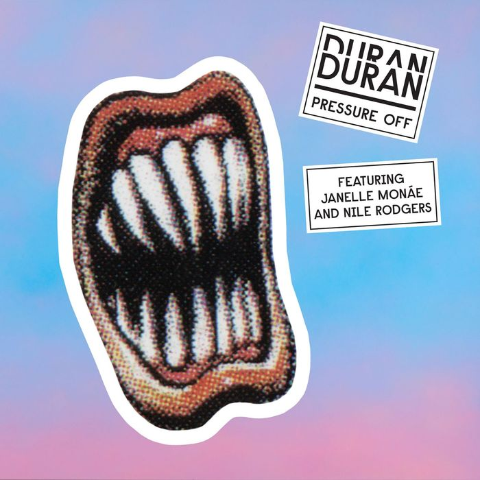 Duran Duran Feat Janelle Monae, Nile Rodgers - Pressure Off [054391 966452]