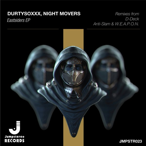 DurtySoxxx,Night Movers - East Siders EP [JMPSTR023]