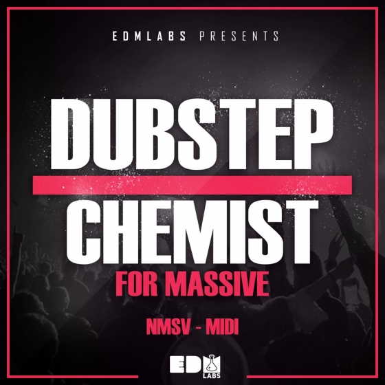 EDM Labs Dubstep Chemist for Massive MiDi NMSV-AUDIOSTRiKE