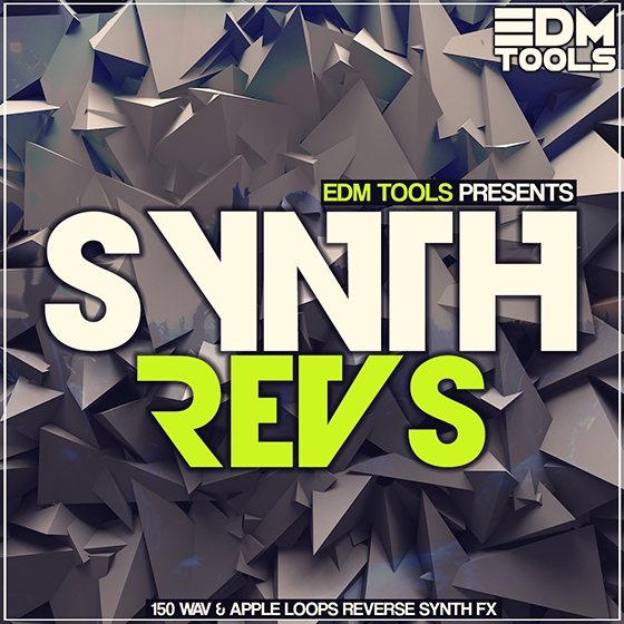 EDM Sample Tools Synth Revs WAV AiFF