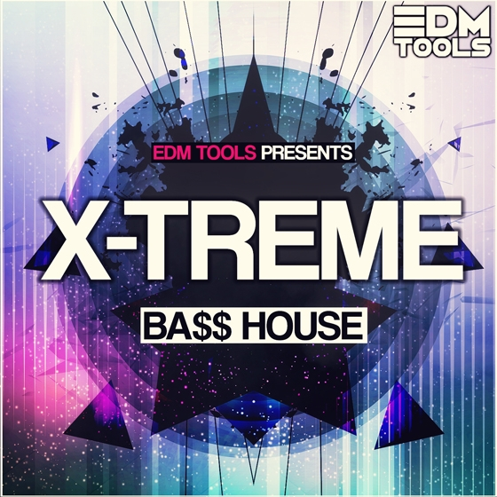 EDM Sample Tools X-Treme BA$$ House NI Massive Presets