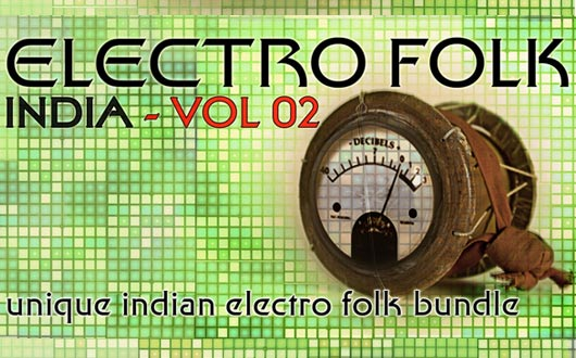 Earth Moments Electro Folk India Vol.2 WAV