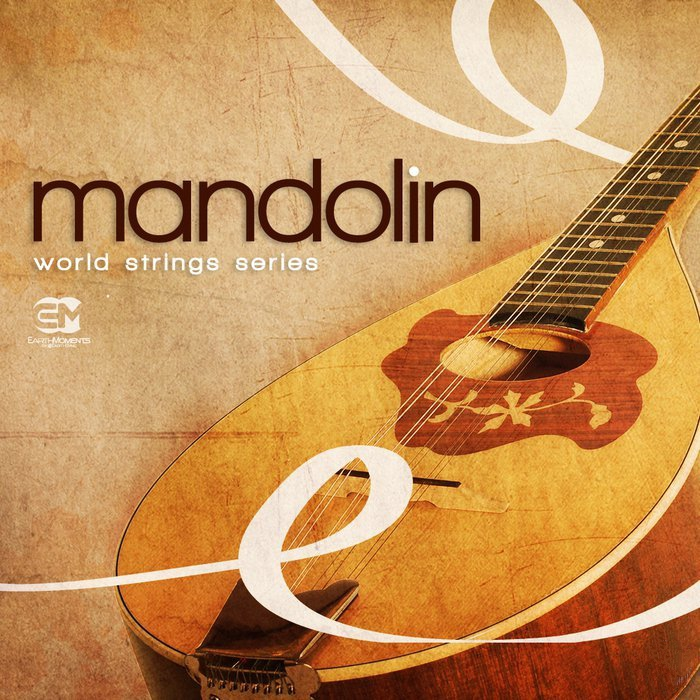 Earth Moments World String Series Mandolin WAV