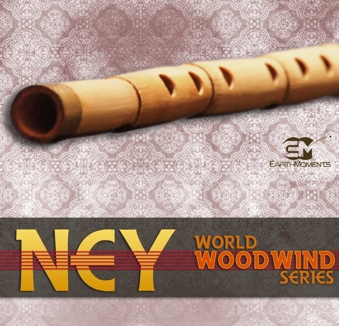 Earth Moments World Woodwind Series Oriental Ney