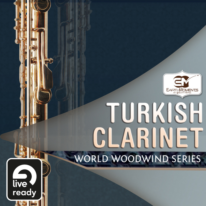 Earth Moments World Woodwind Series Turkish Clarinet WAV