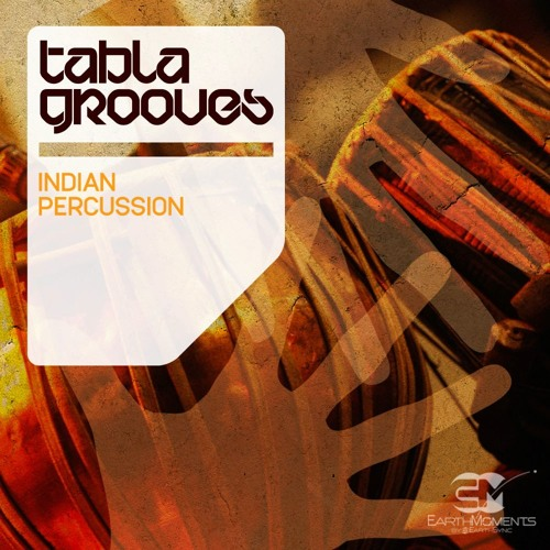 EarthMoments Tabla Groove Indian Percussion WAV