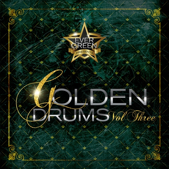 Eartouch Ent Evergreen Golden Drums Vol III WAV-AUDIOSTRiKE