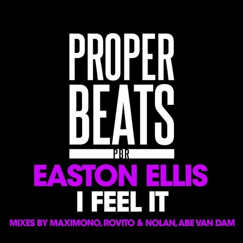 Easton Ellis - I Feel It [PBR112]